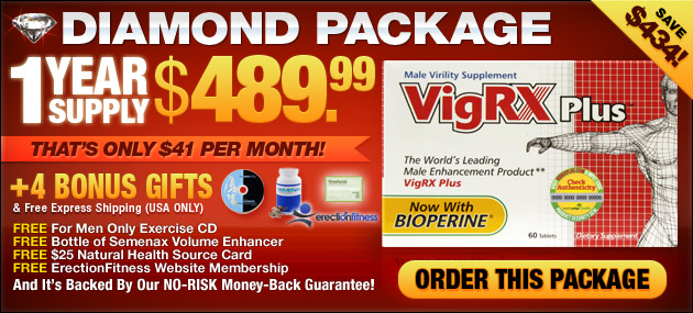 VigRX Plus 12 months